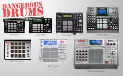 11.06.2015 Dangerous Drums now MPC-ready