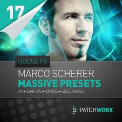20.11.2011 Massive House FX by Marco Scherer released at Loopmasters